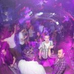 Canon EF 15mm F2.8 Fisheye: Shooting In A Night Club