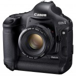 Canon EOS 1D Mark IV : First Impressions